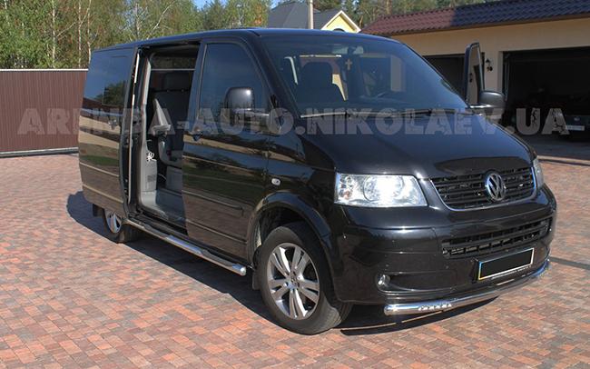 Аренда Volkswagen Multivan на свадьбу Николаев