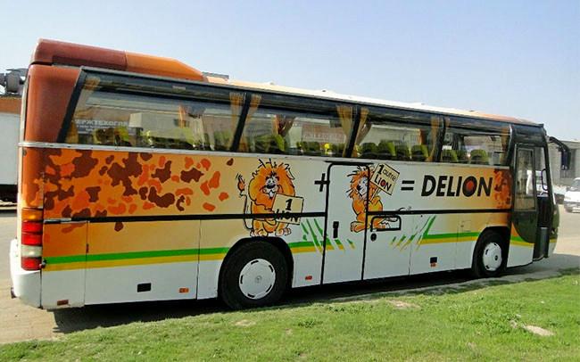Аренда Автобус Neoplan 213 на свадьбу Николаев