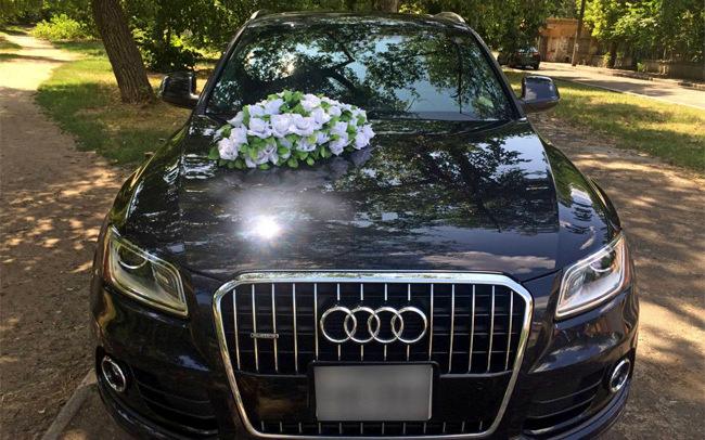 Аренда Audi Q5 на свадьбу Николаев